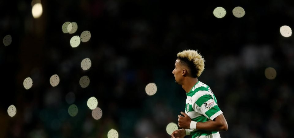 Celtic fans have completely lost patience with Scott Sinclair