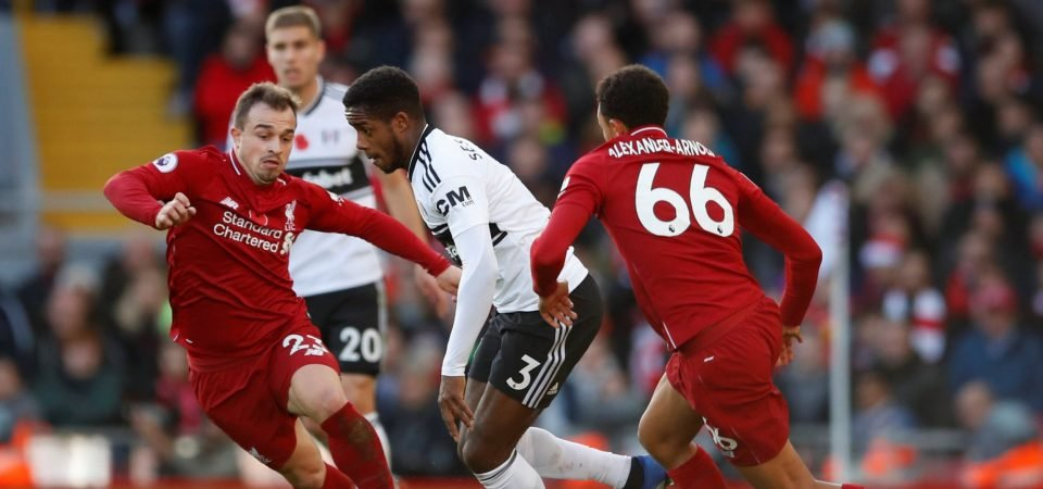Opinion: Versatile Sessegnon is the perfect Moreno replacement for Liverpool