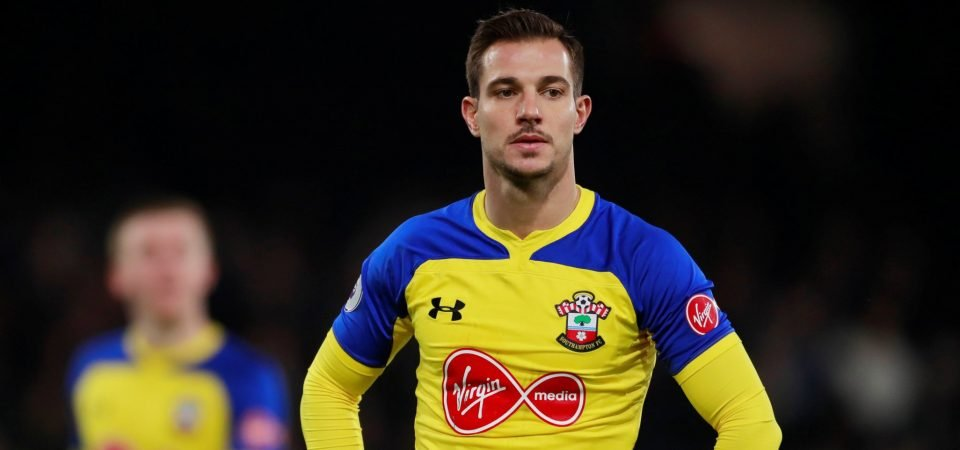 Wolves target Cedric Soares, is it the perfect place for him to prove Hasenhuttl wrong?