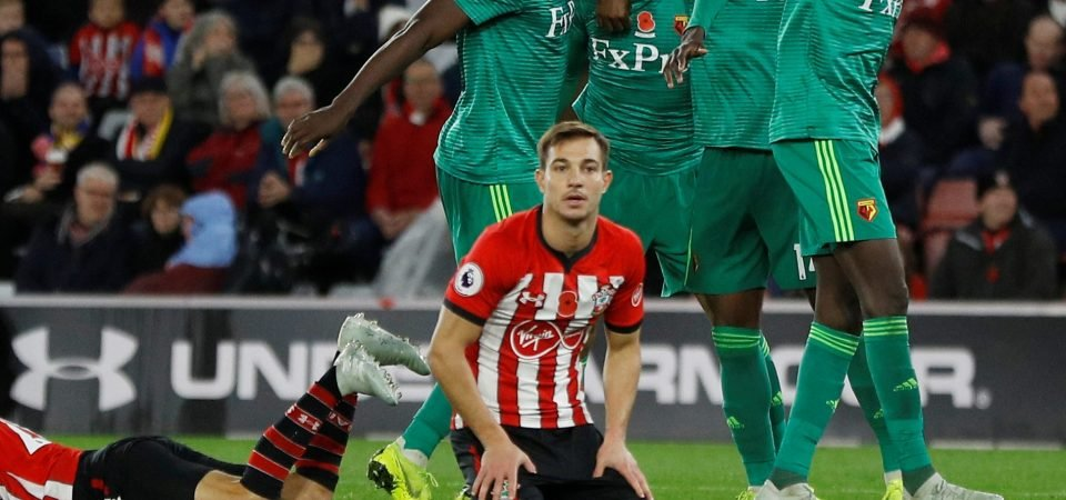 Cedric Soares must be dropped and sold in January after awful display vs Watford