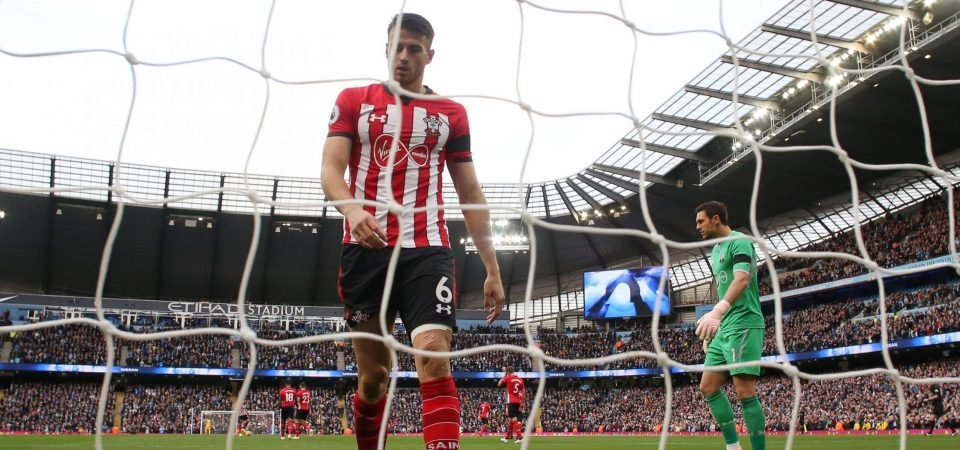 Southampton outcast Wesley Hoedt reportedly close to Celta Vigo move