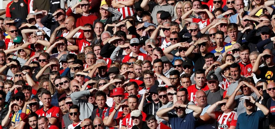 Southampton fans react to news of Virgin Media subsidising away tickets