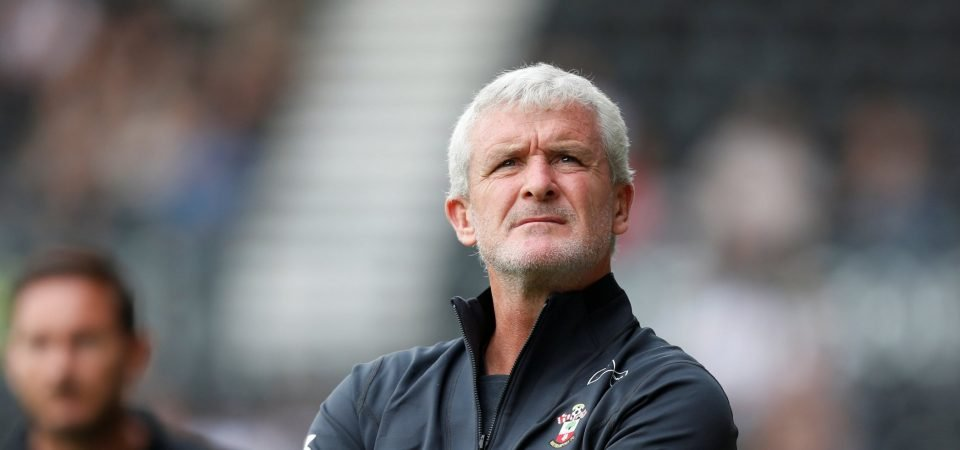 Southampton fans again call for Mark Hughes to be sacked