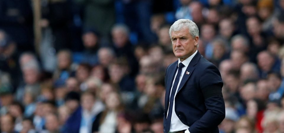 Southampton fans ready calls for Mark Hughes to be sacked after Watford comments
