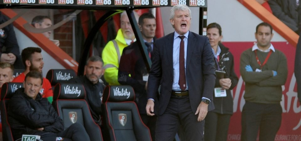 Southampton fans react as Mark Hughes celebrates 55th birthday