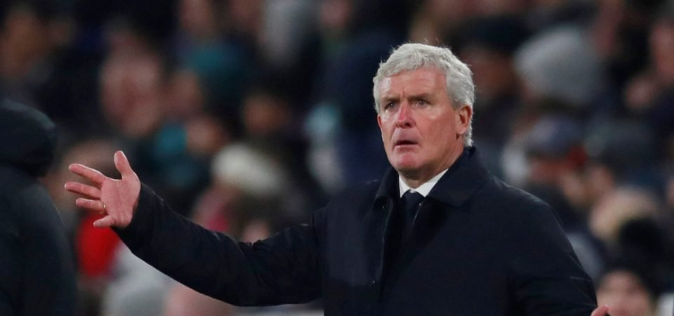 Between the lines: Mark Hughes blasts media's sacking agenda and defends Southampton record