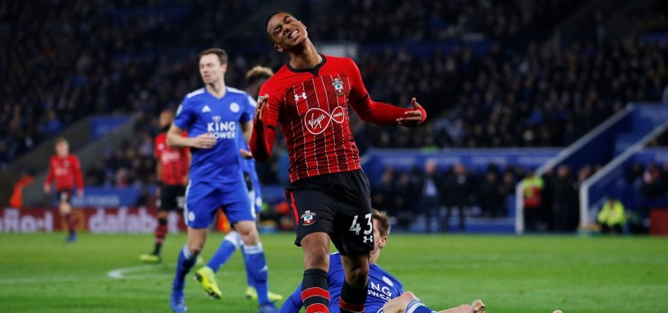 The Chalkboard: Valery and Obafemi must keep Southampton places for Man United visit