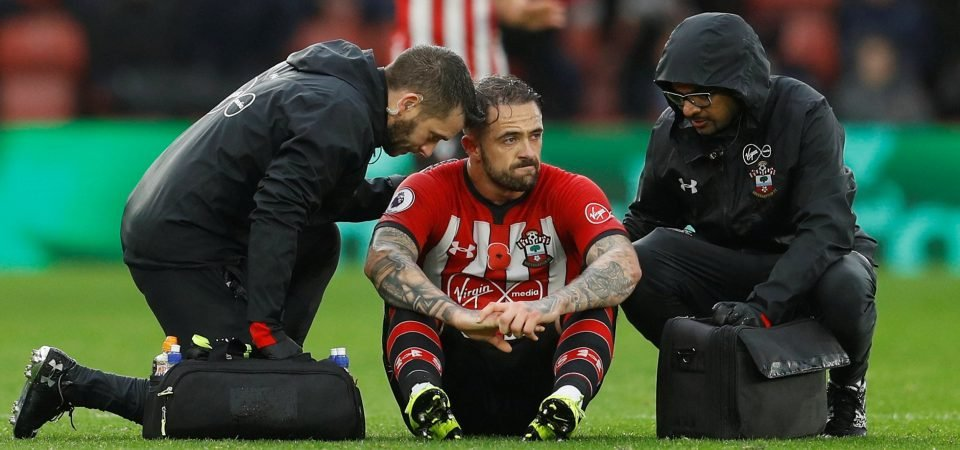Southampton Injury News: Danny Ings to miss Manchester United clash