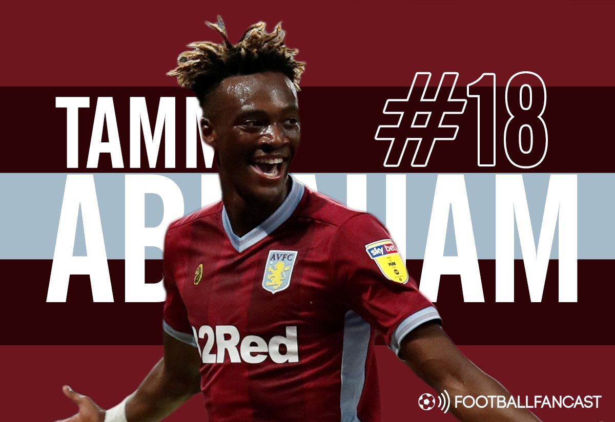 Player Zone: Tammy Abraham is a Championship level striker and this season proves it