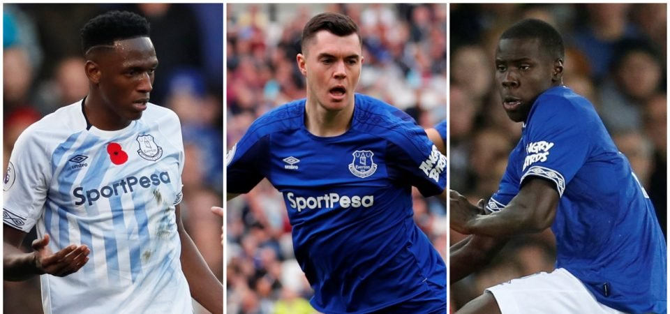 Suggested Solutions: Everton's best defensive partnership