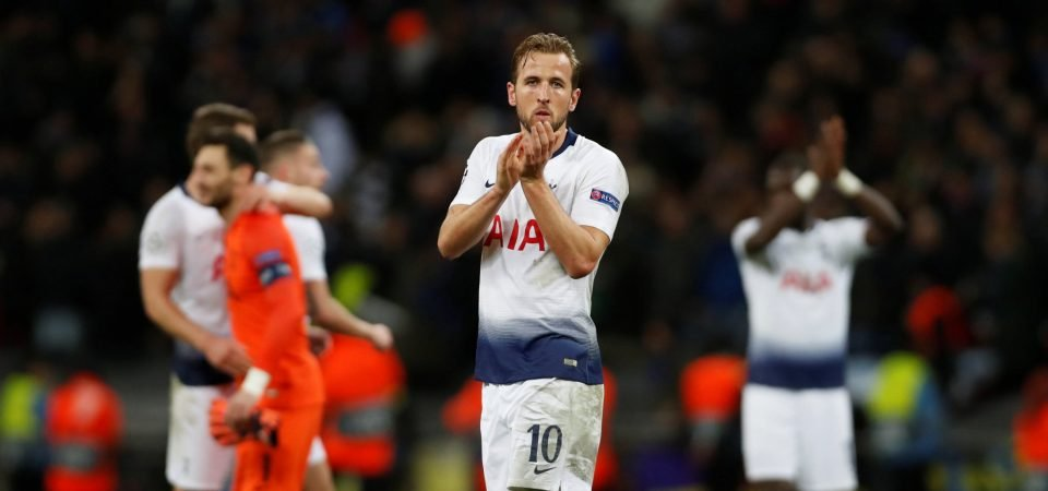 Kane 'certain' he will be able to play in Champions League final