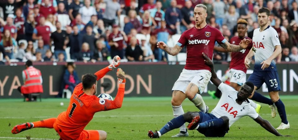 Everton monitor Marko Arnautovic's West Ham situation as the striker chases the next level