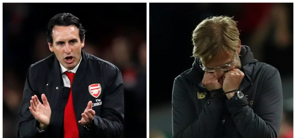 Lost and Won: Arsenal vs Liverpool