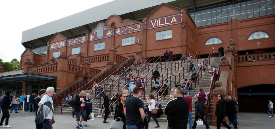 Aston Villa fans react in surprising way to club re-naming Villa Park