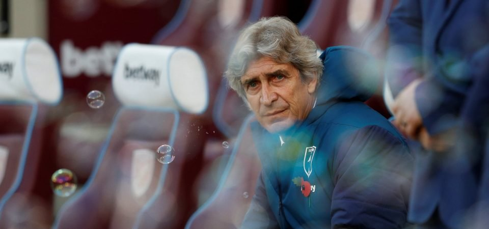Between the Lines: Xande Silva fires a message to West Ham boss Manuel Pellegrini