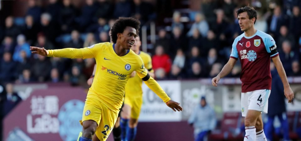 HYS: Should Chelsea sell Willian to Barcelona in January?