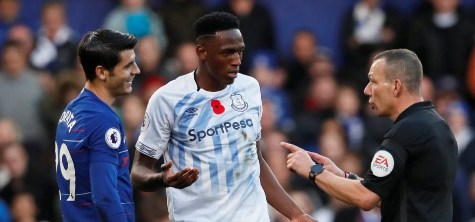 The Chalkboard: Yerry Mina must be protected at Everton
