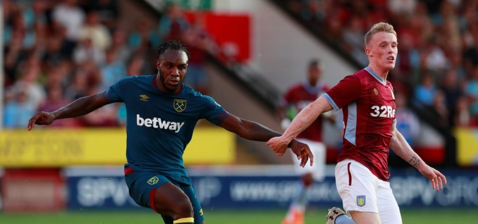 Aston Villa fans want Doyle-Hayes to leave on loan