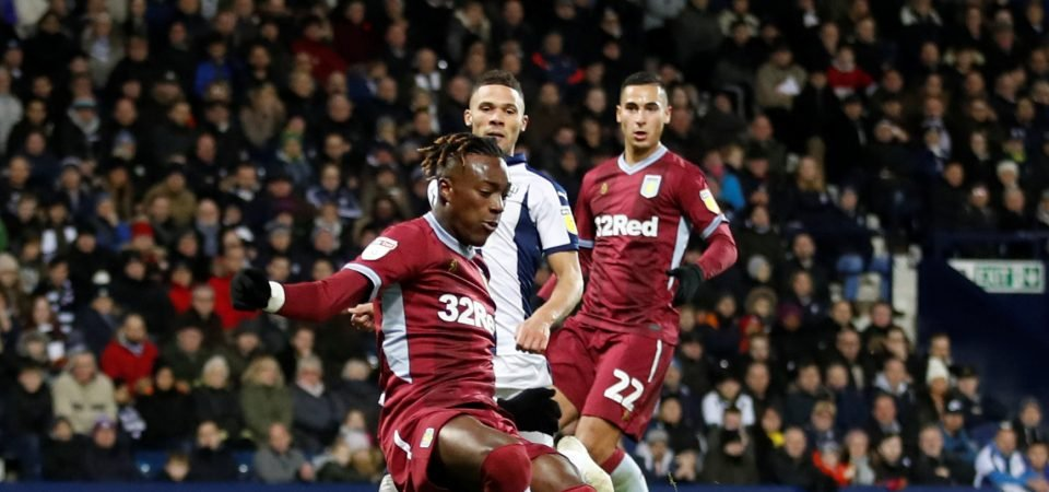 Aston Villa fans split on Tammy Abraham following Baggies clash