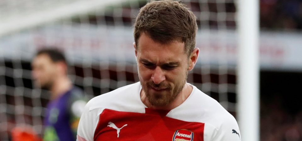 Aaron Ramsey is the game-changer Arsenal still need but are prepared to give up