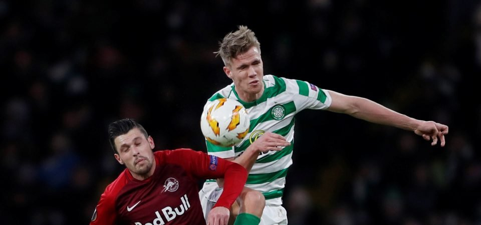 Celtic's Ajer gets crucified for Norway performance