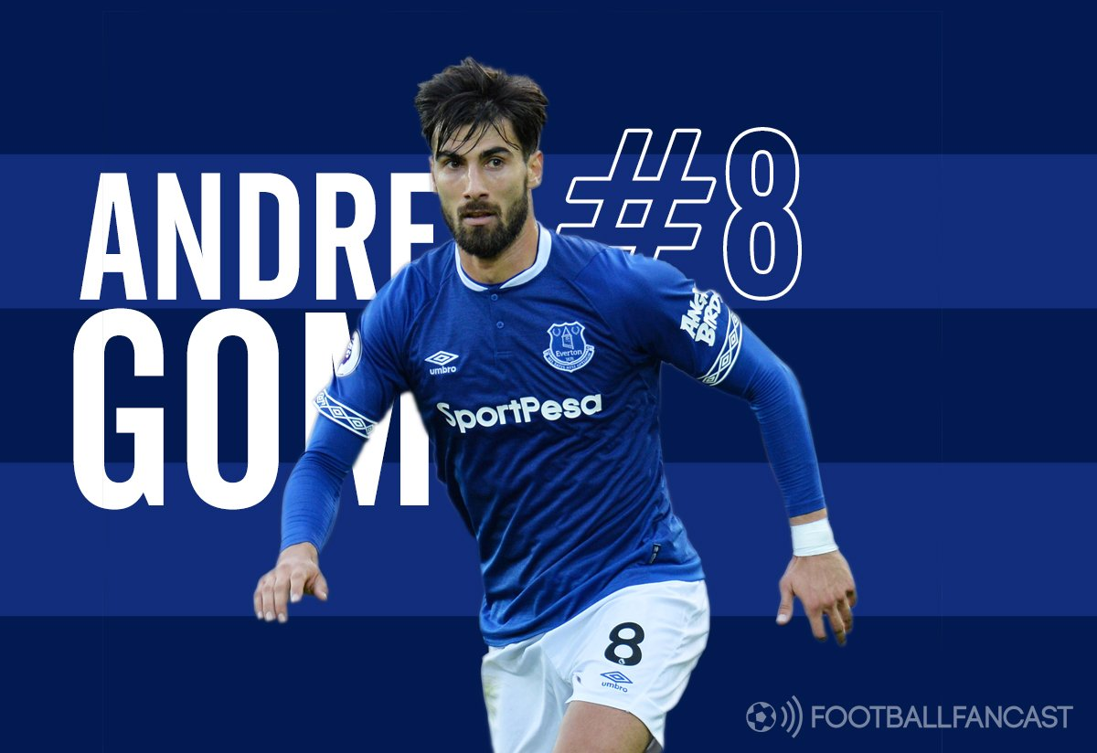 Player Zone: Andre Gomes signing signifies a new era at Everton