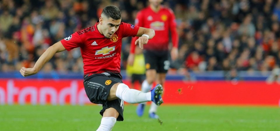 Leeds should try for Andreas Pereira this summer