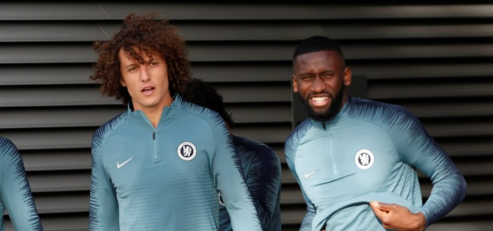HYS: Who should be Chelsea's centre-back pairing to face Manchester City?