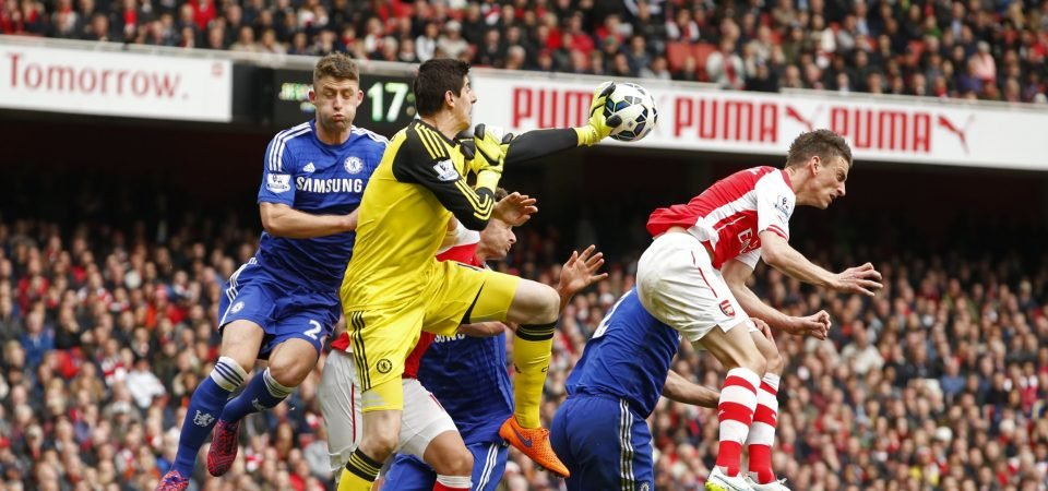 Opinion: Arsenal's interest in Gary Cahill suggests Emery doesn't rate Laurent Koscielny
