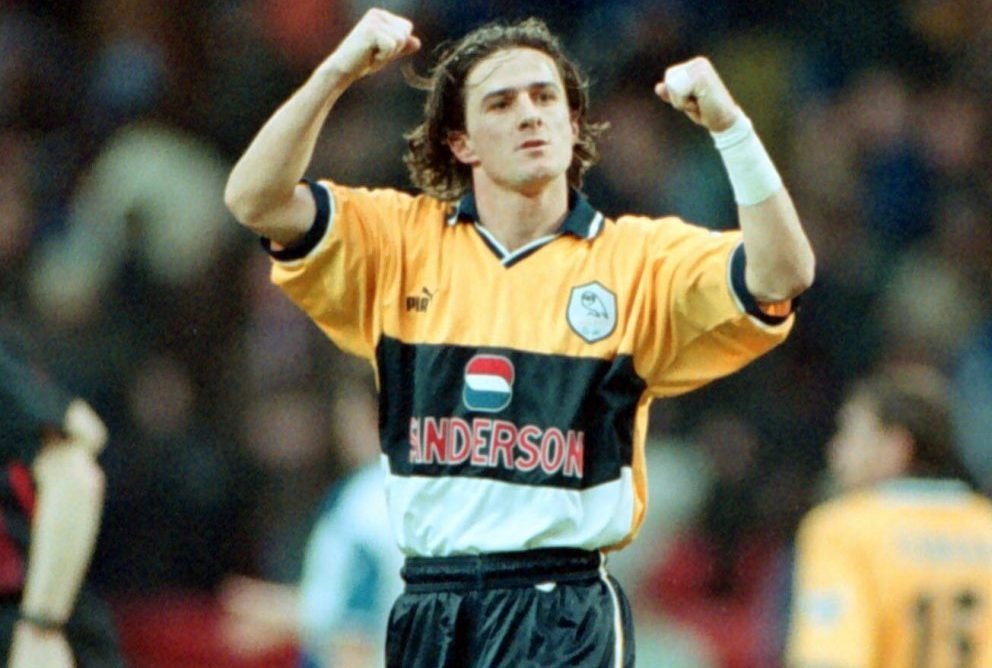 A slice of Premier League genius: Benito Carbone