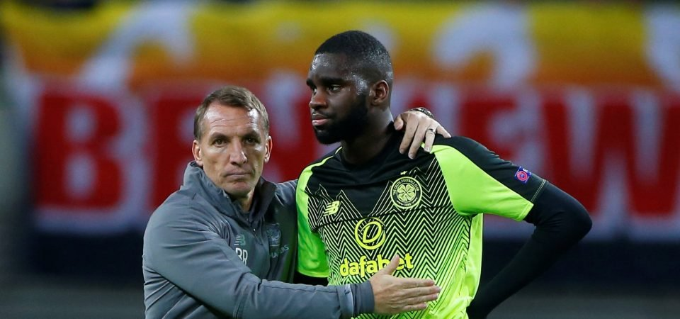 Rodgers confirms Edouard and Ntcham are on the mend