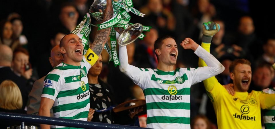 The Chalkboard: Celtic already have ideal short-term Benkovic replacement in Lustig