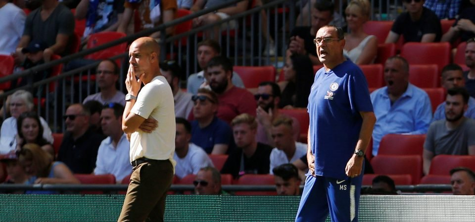 Tactical Analysis: Stubborn Sarri can learn so much from Lyon's Man City approach
