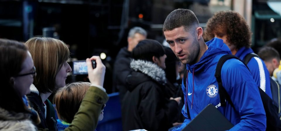 Everton should sign Gary Cahill after Tottenham defensive horror show