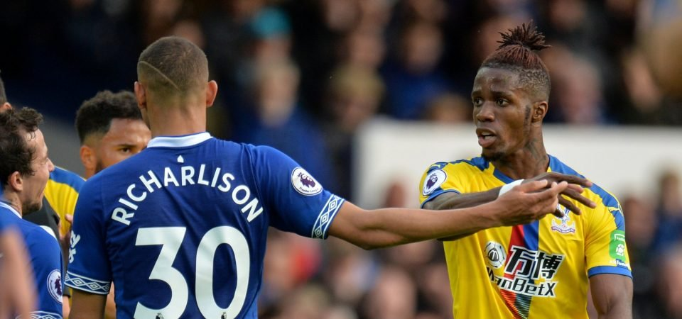 Everton should form world-class attack with Zaha