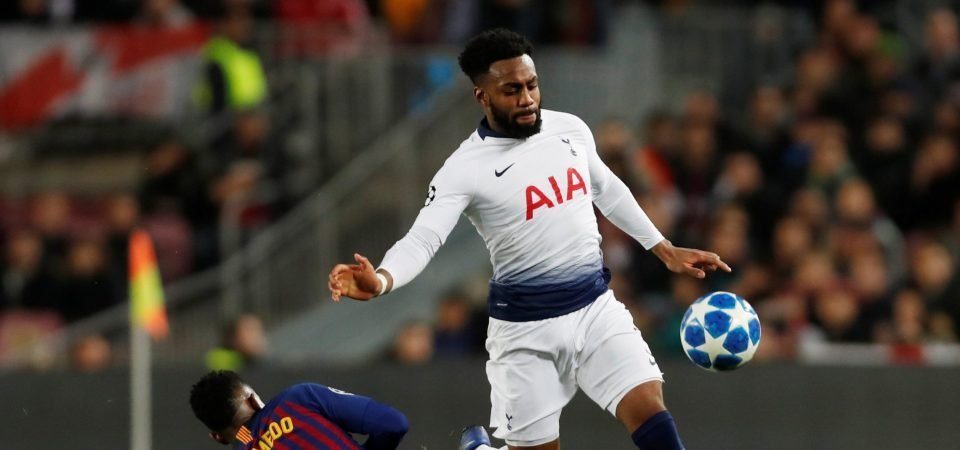 Transfer Focus: Danny Rose wouldn't be Luke Shaw's back-up at United