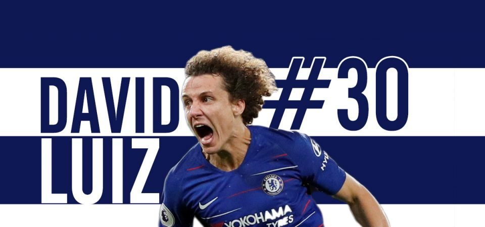 Player Zone: The good and bad of David Luiz
