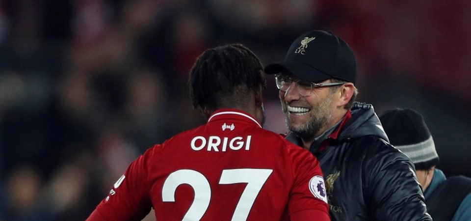 Revealed: Huge majority of Palace fans would prefer to sign Divock Origi than Dominic Solanke