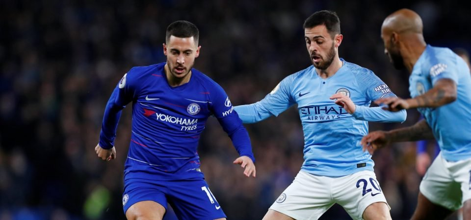 The Word: Eden Hazard will never enjoy playing the false-nine role