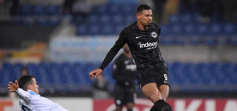 Everton should move for Haller after Marcel Brands snubbed high Lozano fee