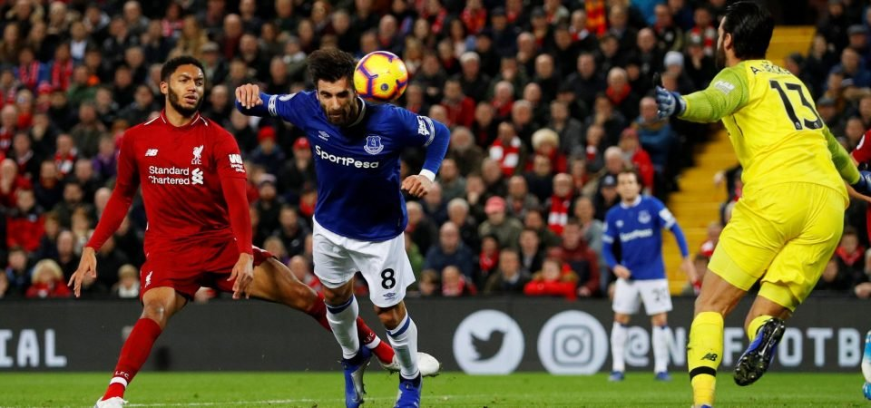 Liverpool should hijack any Everton move to sign Andre Gomes on a permanent basis