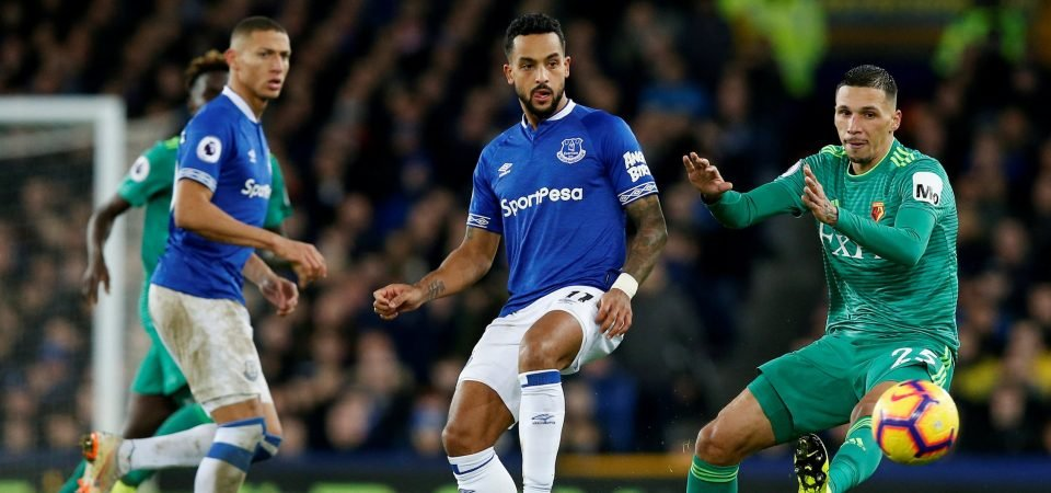 The Theo Walcott stat which should leave Everton fans with plenty of questions