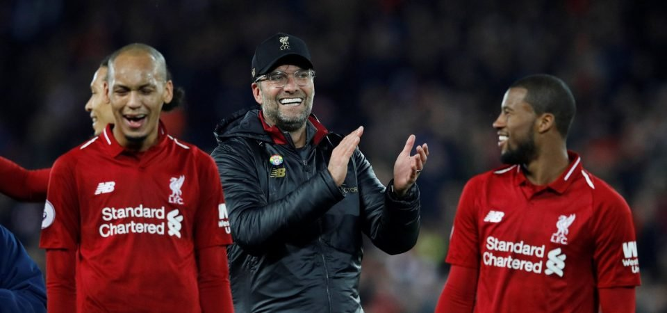 Liverpool fans react to reports of a potential move to a three-man defence