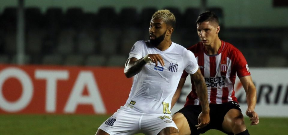 West Ham should go for Gabriel Barbosa