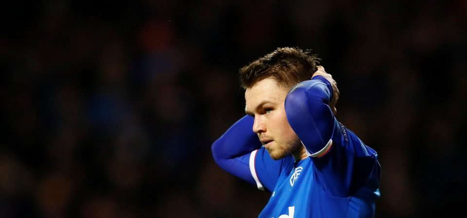Rangers fans on Twitter slate Glenn Middleton after Rapid Vienna loss
