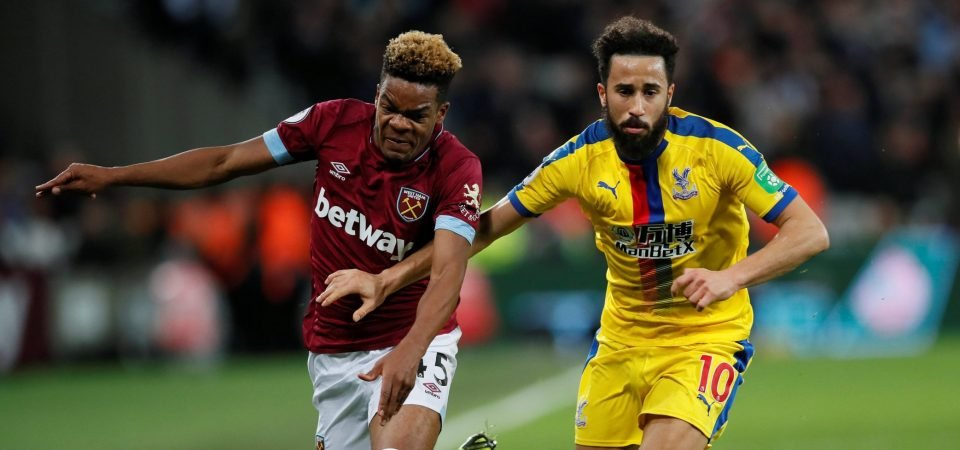 West Ham include recall clauses in Grady Diangana and Josh Cullen loan deals