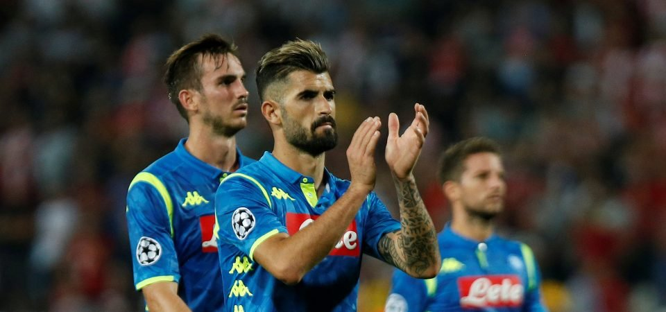 Roma could patch up a sore position by landing Chelsea target Elseid Hysaj