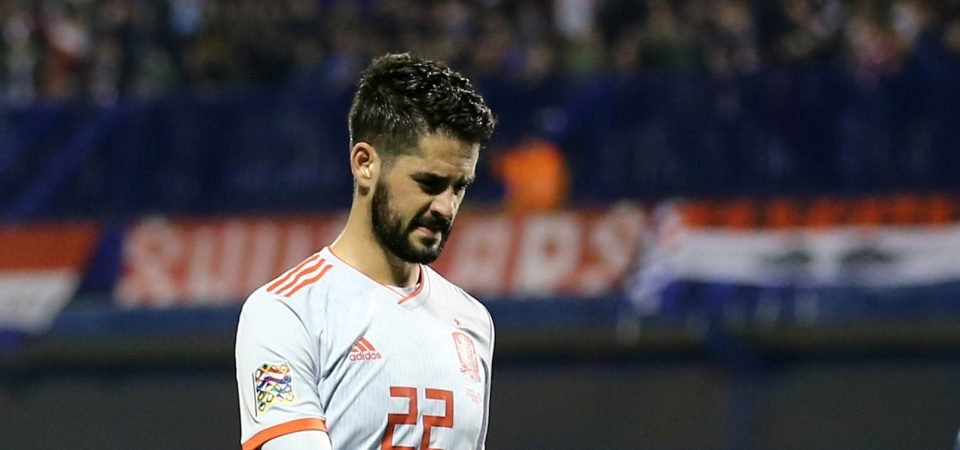 Isco would be the perfect replacement for Mesut Ozil at Arsenal