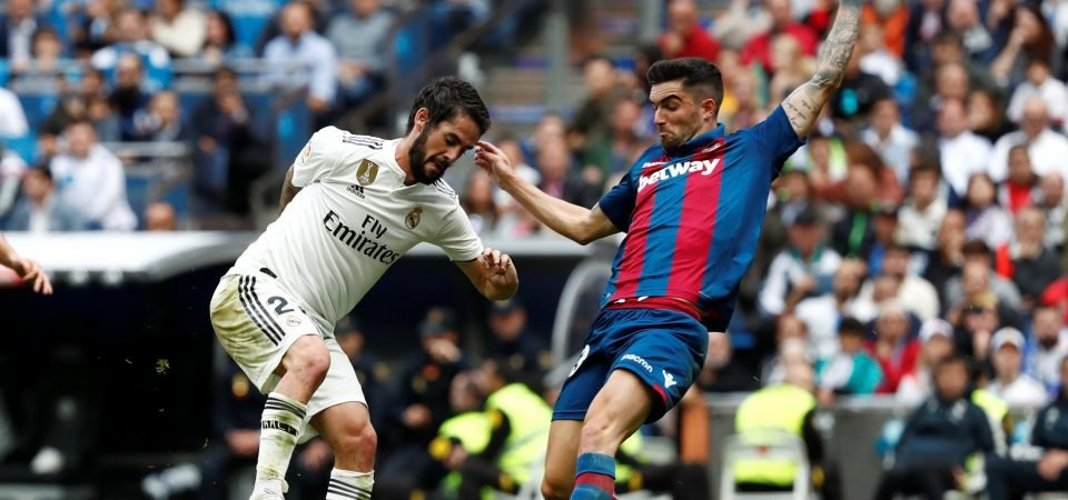 Opinion: Arsenal must do all they can to secure Isco deal and Aaron Ramsey could be key