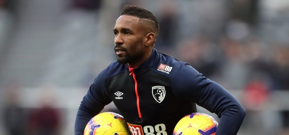 Spurs fans would love to resign Jermain Defoe